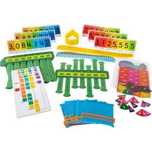 Math Toolbox - Intermediate - 1 multi-item kit