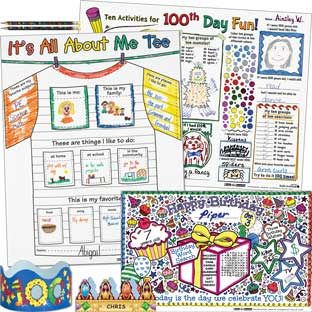 Classroom Celebration Kit - 1 multi-item kit