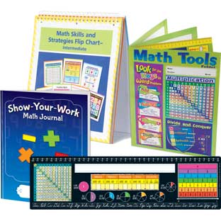 Math Resources Deluxe Kit - Intermediate
