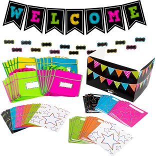 Back-To-School Classroom Essentials - 24-Student Set