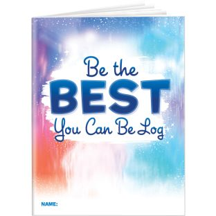 Be The Best You Can Be Logs - 12 journals