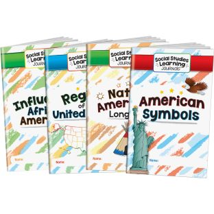 Social Studies Learning Journals™ Kit