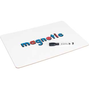 "18"" X 12"" Large Magnetic Dry Erase Board"