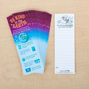 Be Kind to the Earth Bookmarks