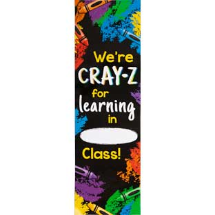 CRAY-on Banner - 1 banner