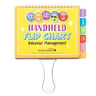 Handheld Flip Chart - Behavior Management