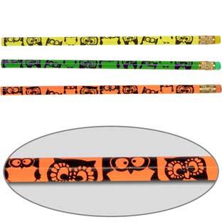 Owl Pencils - 36 pencils