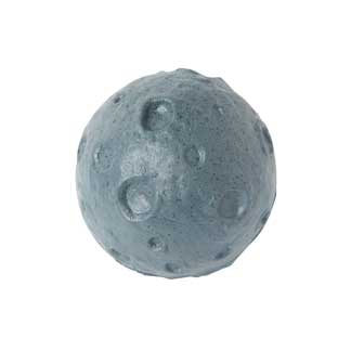 Full Moon Stress Ball - 1 stress ball