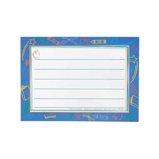 Teacher Tools Notepad - 1 notepad
