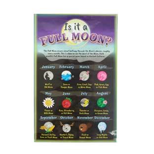 Full Moons Poster - 1 poster
