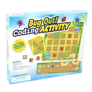 Bug Out™ Coding Activity