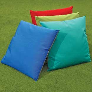 """MyPerfectClassroom® Indoor/Outdoor 27"""" Pillows - Set of 4"""