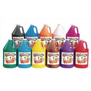 BioColor® Paint, 1 Gallon - Set of 11