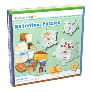 Nutrition Puzzles
