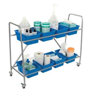 Germ Buster Sanitizing Station - 1 station