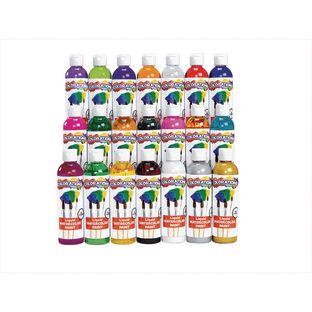Colorations® Liquid Watercolor Paints, 8 oz. - Set of 21