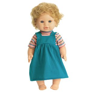 "16"" Multicultural Toddler Doll - Caucasian Girl - 1 doll"