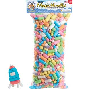 Magic Nuudles® Super Bright Mix Regular and Mini Nuudles®