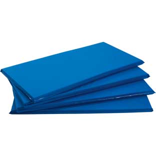 "MyPerfectClassroom® 2"" Germfree No-Fold Rest Mat - 4 pk"