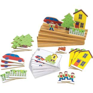 Excellerations® Spatial Relations Playset