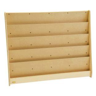 5-Shelf Book Display - 1 book display