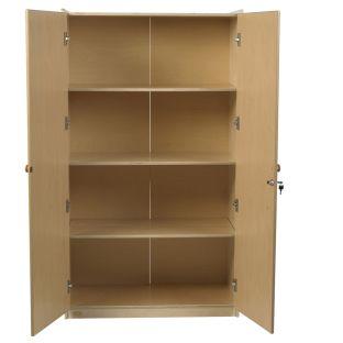 Angeles Value Line Birch Teacher's Storage