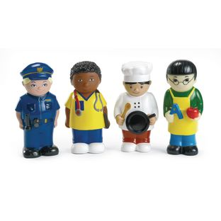 Excellerations Our Soft Career Friends Set 2
