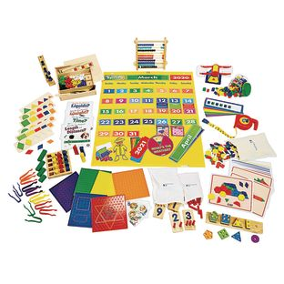 Excellerations Pre-k Math Kit - 1 multi-item kit