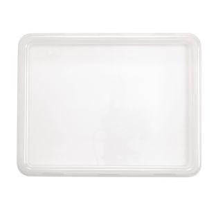 Clear Easy-Label Teaching Bin Lid - 1 lid