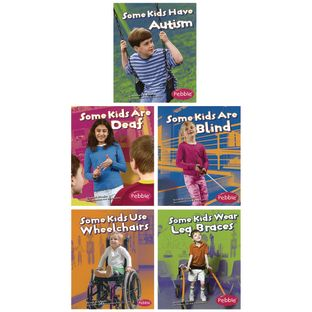 Disabilities and Differences Books - 5 Titles