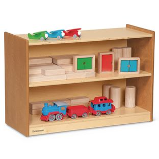 "Environments 24"" Forest Wood Compact Shelves"