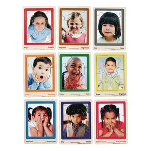 Excellerations Emotion Puzzles Set of 9