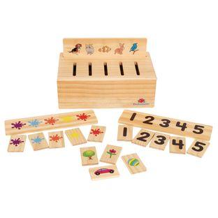 Environments Early Learning Sorting Box - 1 box