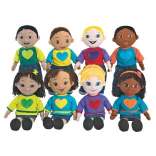 Excellerations Cuddle Buddies - Set of All 8