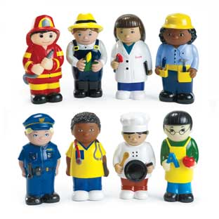 Excellerations Our Soft Career Friends - Sets 1 and 2
