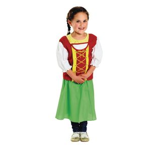 Excellerations German Girl Costume - 1 costume