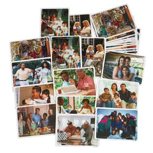 Excellerations Multicultural Family Puzzles - Set of 12