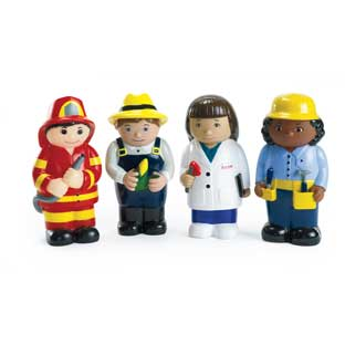 Excellerations Our Soft Career Friends - Set 1