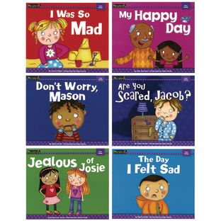 I Have Feelings Book Set - 6 Titles
