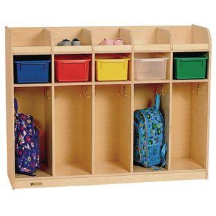 MyPerfectClassroom 5-Section Locker  Toddler - 1 locker