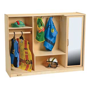 MyPerfectClassroom Dress-Up Storage - 1 storage