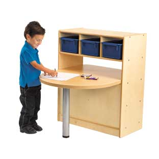 MyPerfectClassroom VersaSpace Activity Table and Storage - 1 table, 1 storage