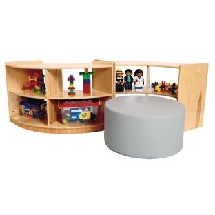 MyPerfectClassroom Social Seating Set Gray