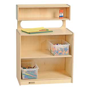 MyPerfectClassroom VersaSpace Hutch Cabinet - 1 cabinet