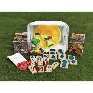 Outdoor Learning Kit Math - 1 multi-item kit