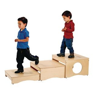 MyPerfectClassroom Versaspace Nested Platform Steps Set of 3
