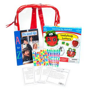 Preschool Family Engagement Kit ABCs - 1 multi-item kit