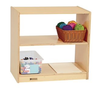 MyPerfectClassroom VersaSpace Open 2-Shelf Storage - 1 storage