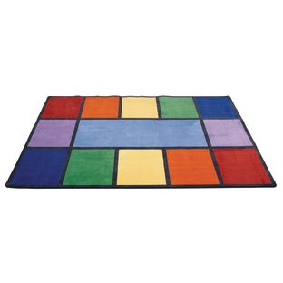 "Rainbow Rug - 5'10"" x 8'5"" Rectangle"