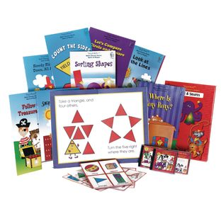 Sing and Read Math Space and Shapes